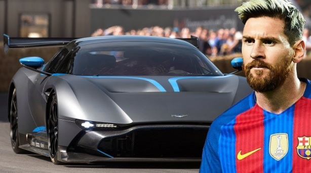 Video List Of Amazing Luxury Cars Owned By Lionel Messi