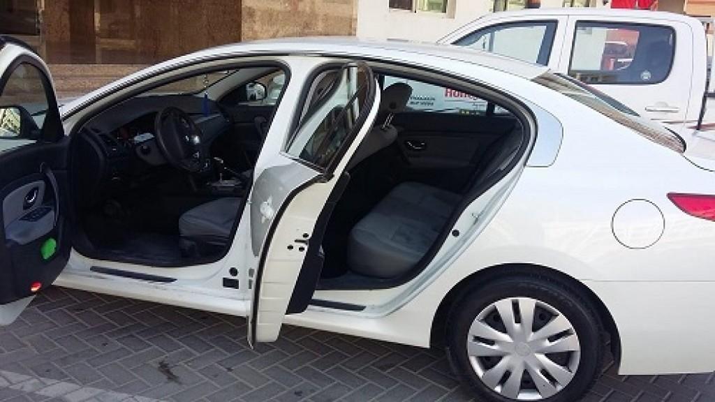 2013 Renault Safrane