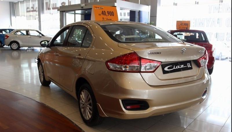2016 Suzuki Ciaz